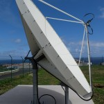 3.8 meter price focus satellite dish antenna system by Challenger Communications