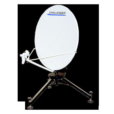 Challenger Communications 1.2 Satellite Antenna