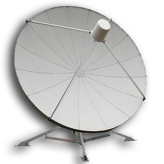Challenger Communications 3.8 meter TVRO Satellite Dish Satellite Antenna 3.7 meter