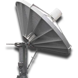 Challenger Communications 4.5 meter TVRO Satellite Dish Satellite Antenna